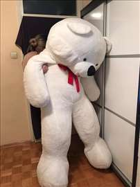 Prodajem velikog plišanog medveda 2m