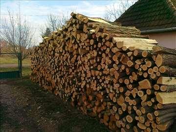 Ogrevno drvo bagrem!