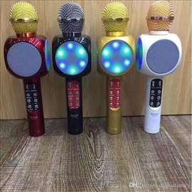 Bluetooth mikrofon karaoke sa zvučnikom novi model