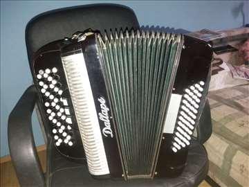 Harmonika Dallape