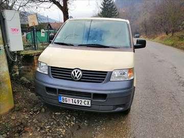 VW T5 POGREBNO