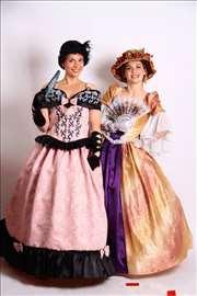 Balske haljine i kostimi u retro stiluP