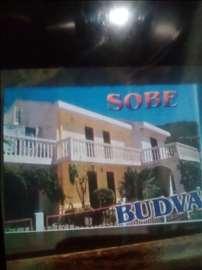 Crna Gora, Budva, soba