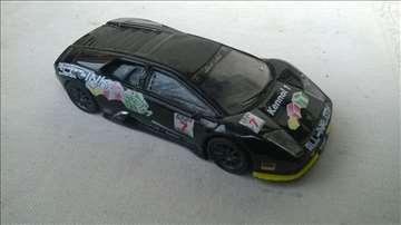 Burago Lamborghini Murcielago GT 1:43,izgreban,fal
