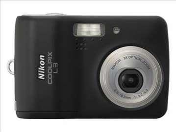 Digitalni foto-aparat Nikon Coolpix L3