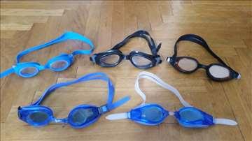 Naočare za plivanje - ronjenje - Vise modela