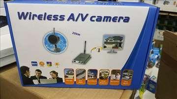 Bezicna wireles AV kamera wireless