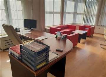 Kancelarije na Slaviji , Poslovna zgrada