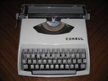 """Pisaća mašina """"Consul"""""""