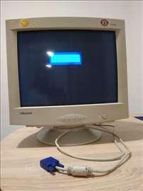 CRT monitor Hansol 17''