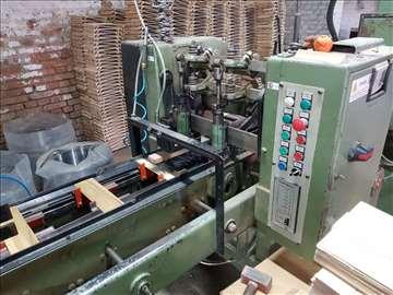 Masine za proizvodnju drvene ambalaze
