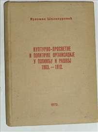 Političke organizacije u Polimlju Raškoj 1903-1912