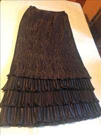 Suknja na karnere