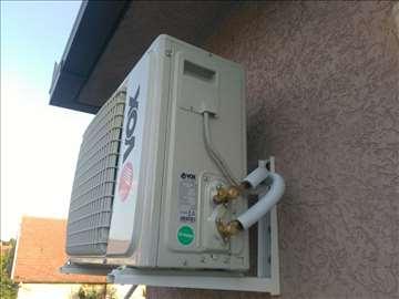 Montaža, servis i popravka klima uređaja