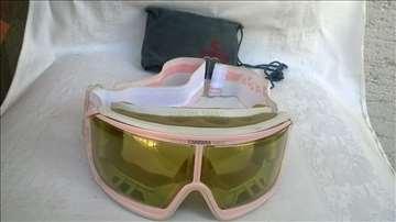 Ski naočare Carreera ženske sa 3 para duplih staka