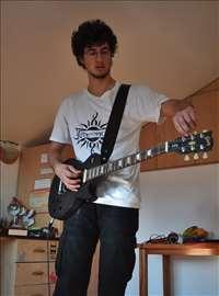 Časovi gitare za početnike