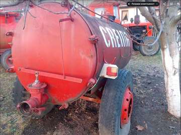 CISTERNA 2500 litara
