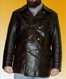 Nemačka policijska kožna jakna Striwa