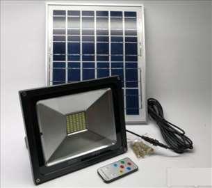 Solarni punjivi led reflektor 50W