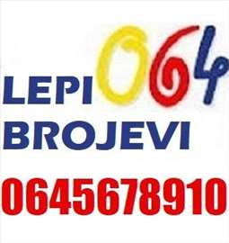 Lux, lux, lux, lux MTS brojevi za mobilne telefone