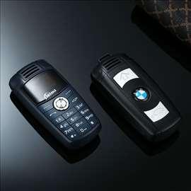 BMW X6 mobilni telefon