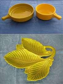 Set od 3 keramičke posude za grickalice ili umake