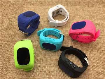 Smart sat/telefon za decu - GPS lociranje pozicije