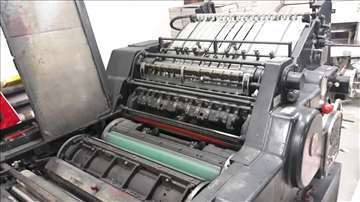 Grafička mašina Heidelberg Kors odlično stanje