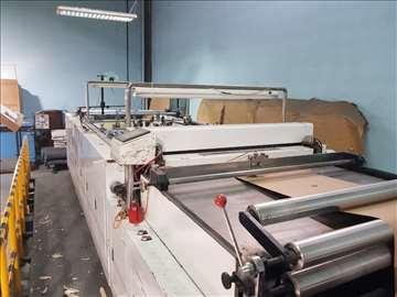 Mašina za sečenje kartona/papira iz rolne u tabak