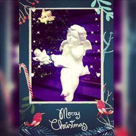 Andjeli -Novogodišnje -Božićne figurice
