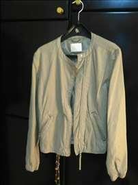 Gas-Woman-kožna jakna sa rupicama