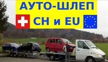 Prevoz auta iz CH i EU