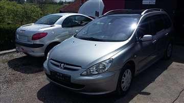 Pezo 307 Peugeot DELOVI