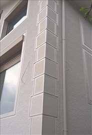 Pikovane fasade