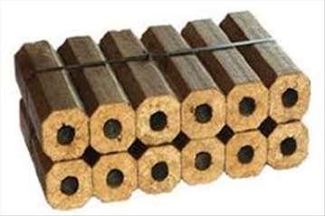 Premium drveni, ugljeni briketi