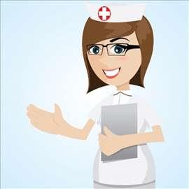Sve vrste medicinskih usluga
