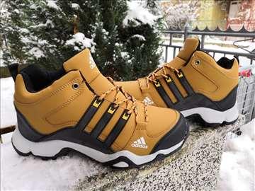 Adidas AX žute poluduboke čizme-nepromočive