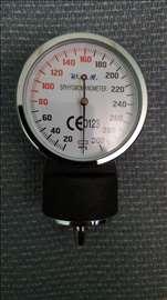 Manometar za sve vrste merača rritiska