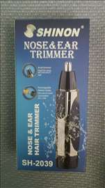 Trimer za dlake u nosu i u ušima Nov