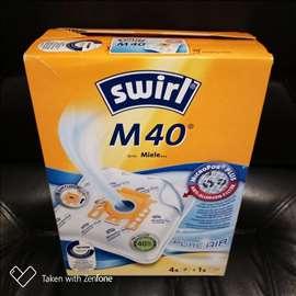 Kese za Miele usisvač Swirl M40(4kom+filter)