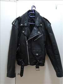 Kozne pantalone i jakna