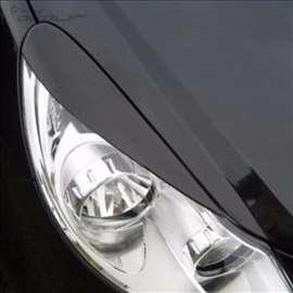 Obrvice farova Opel Corsa D
