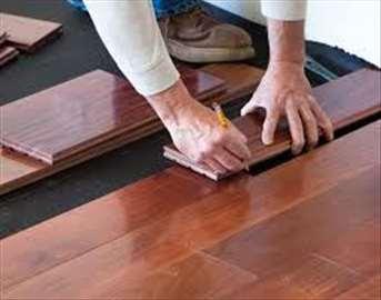 Postavljanje parketa, laminata i dr. podnih obloga