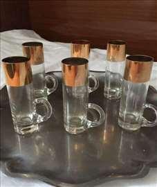 Komplet od 6 čašica ručni rad