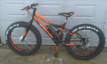 Fet - bike, elektro