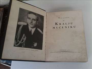 Naša javnost o kralju mučeniku - 1935 g.
