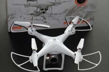 Dron helikopter kvadrokopter S10 + HD Kamera