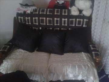 dvosed fotelja i tabure za deciju sobu