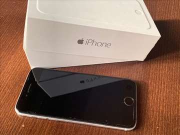 iPhone 6, 16GB, space gray