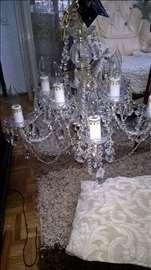 Lampe i rasveta /kristalni luster